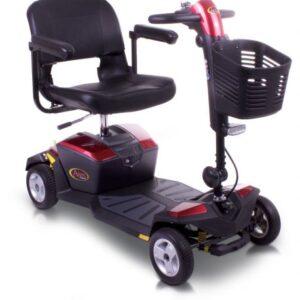 Pride Apex Rapid Travel Scooter.
