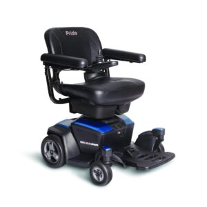 Pride Go Chair Electric Wheelchair.