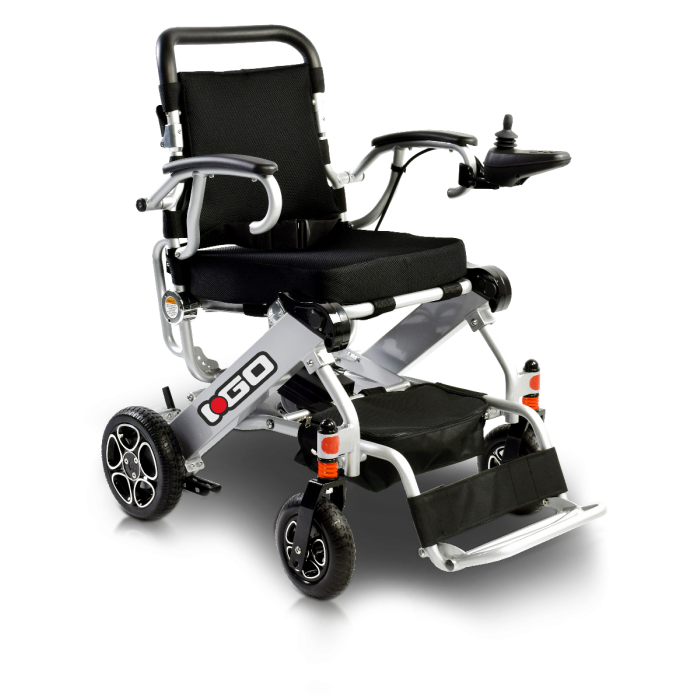 Pride IGo Folding Power Chair