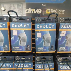 Kedley Active Elasticated Knee Support.