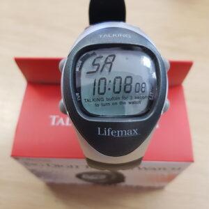 Lifemax Talking Big Digit Watch