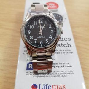 Lifemax Talking Ladies Atomic Watch