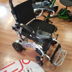 Pride I-Go Folding Portable Powerchair