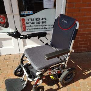 Pride I-Go+ Portable Power Chair
