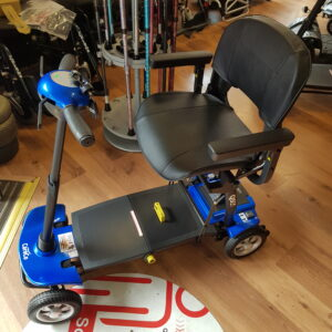 QS4 Electric Folding Mobility Scooter