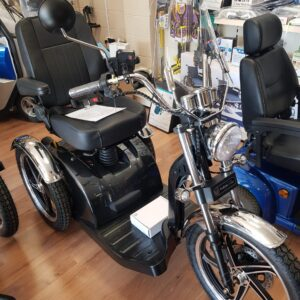 Triglide Cruiser Luxury Road Legal Mobility Scooter