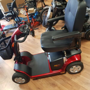 Pride Colt Deluxe Pavement Mobility Scooter