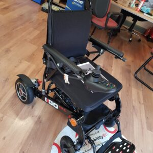 Pride I-Go Fold Auto Folding Power chair