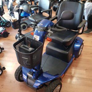 Pride Colt Pursuit Road Legal Mobility Scooter